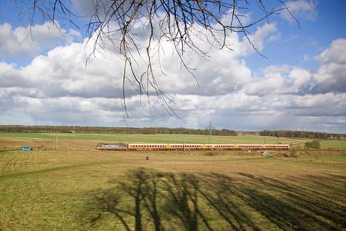 hectorrail taurus br182 nudow railroad