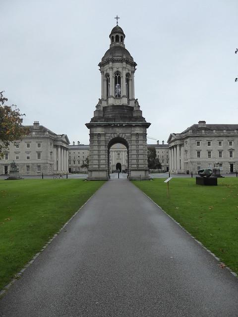 Dublin, Trinity College Campanile