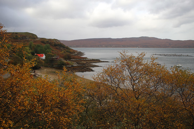 Roadstead on Loch Eriboll