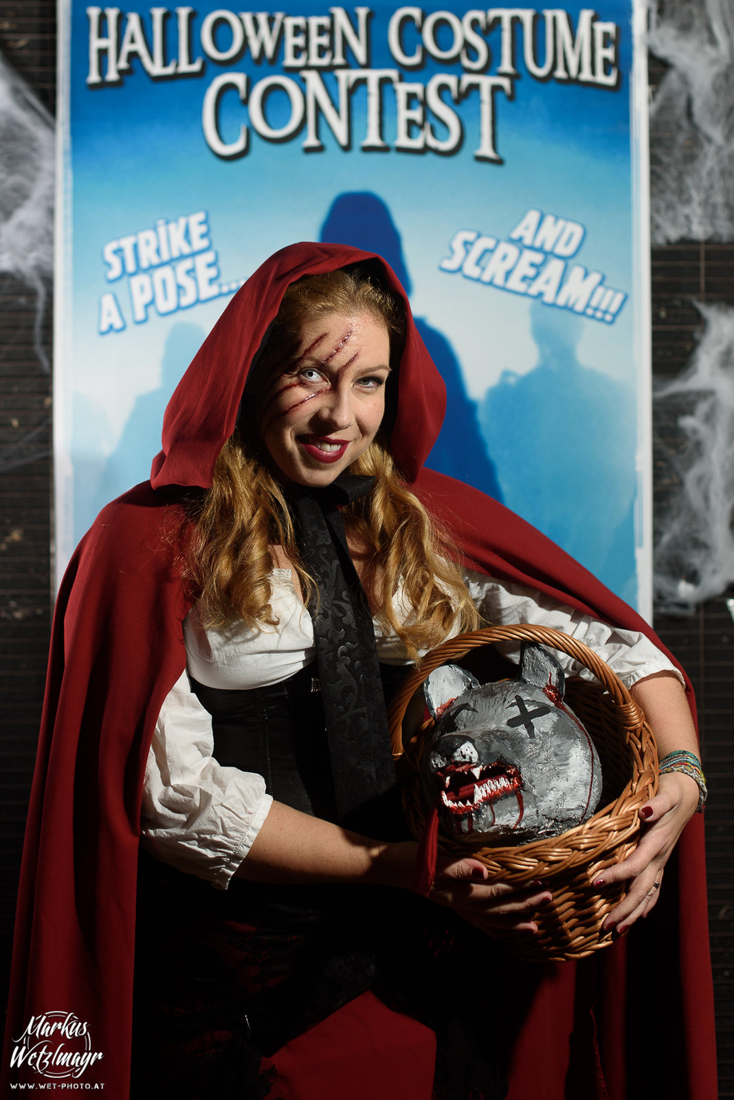 "#9 - Daniela Stolle, ""Rotkäppchen"" - Everyday is Halloween, 15 Years of BZFOS"