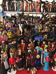 #DayOfTheDead #Alfeñiques #Mexico #Leon