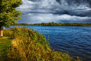 Cornwall Ontario  ~Canada ~  Storm Coming ~ Historic Town | by Onasill ~ Bill Badzo