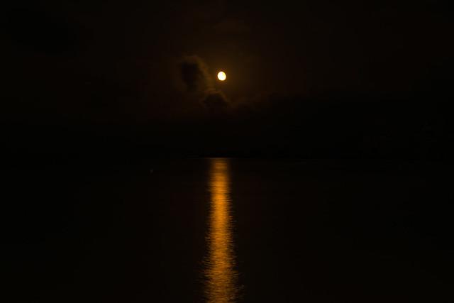 Moon path