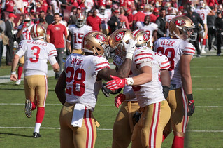 San Francisco 49ers | by Keith Allison