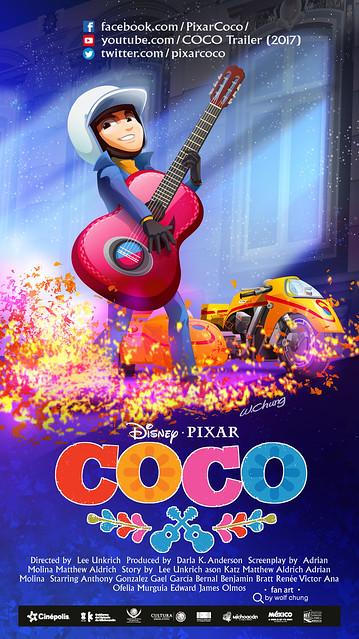 COCO FILM POSTER(S)