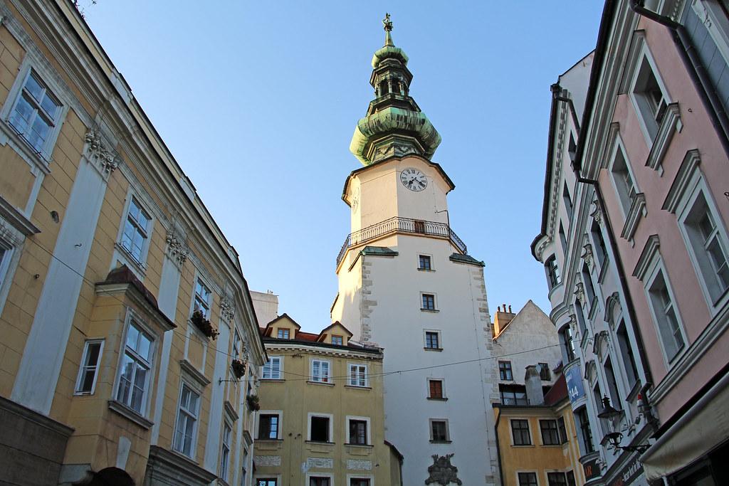 Bratislava - Michalská brána