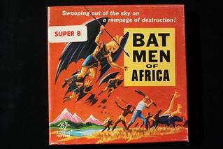 Bat Men Of Africa Super 8 Film