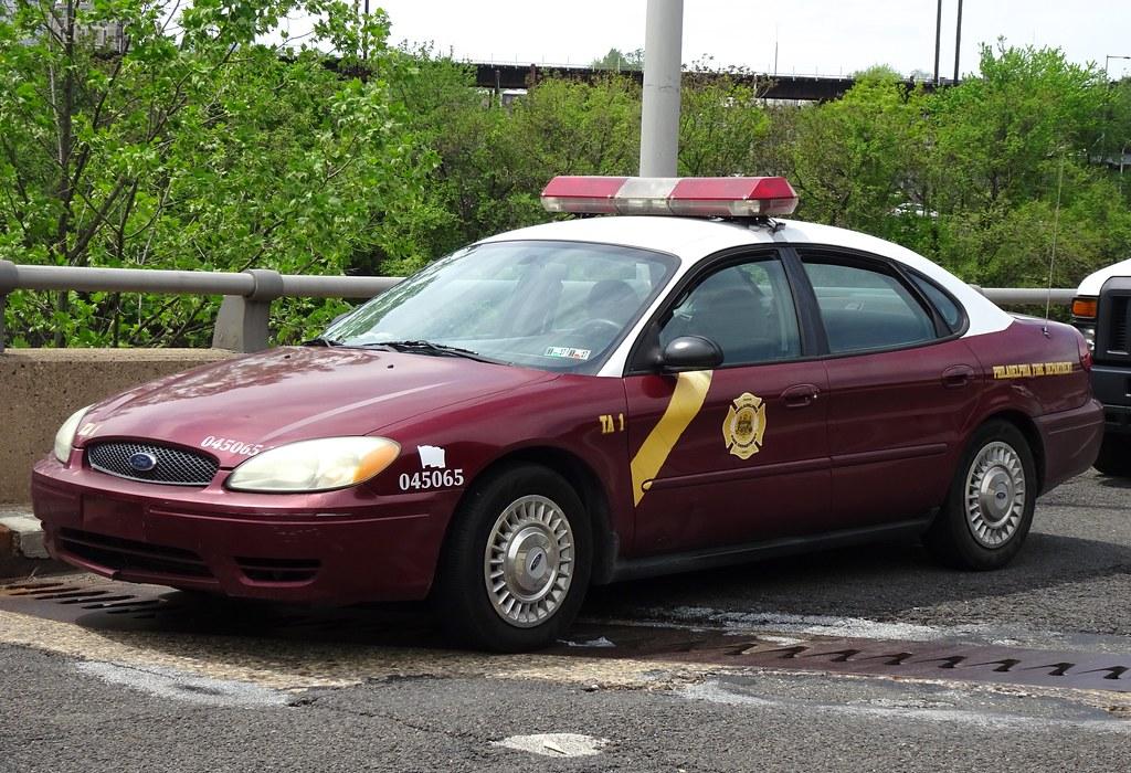 PFD RS 4 | Philadelphia Fire Department RS 4 - Reserve Staff