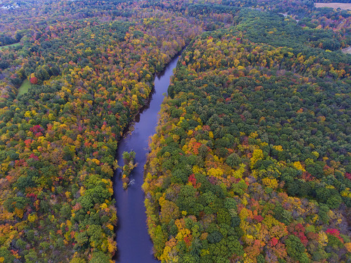 monday salmon salmonriver fish fishing steelhead fall autumn colorful aerialphotography aerial dronephotography drone drones dji djiphantom4 phantom4 2017 wild ny usa upstatenewyork pineville altmar pulaski beautiful outdoors adventure fun