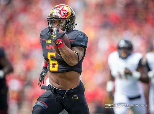 NCAA Football 2017: Towson vs Maryland SEP 9 | by f3niks