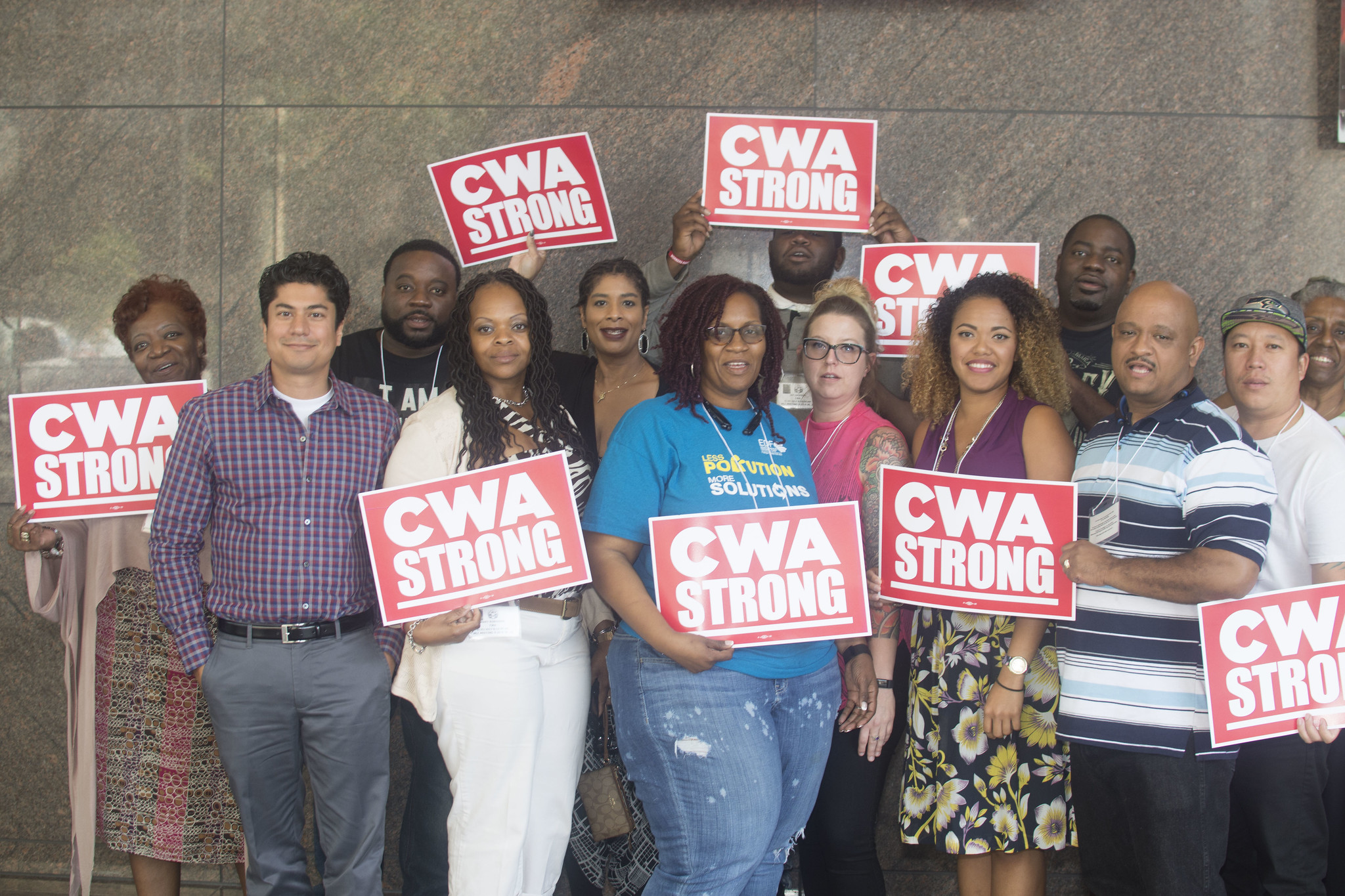 CWA Minority Leadership Institute 2017