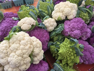 Cauliflower cornicopia
