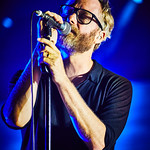 Fri, 06/10/2017 - 8:14am - The National close out the Forest Hills Stadium season, 10/6/17. Broadcast live on WFUV Public Radio. Photo by Gus Philippas/WFUV