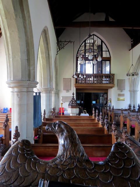 Danbury, Essex - St John the Baptist (31)