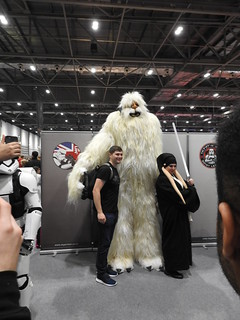 MCM London Comic-Con - Mark Searby/Sam Payne Pictures | by An Englishman In San Diego
