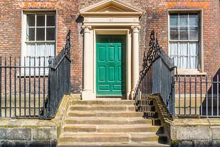 NUMBER 4 HENRIETTA STREET [DOORS OF DUBLIN]-132885 | by infomatique