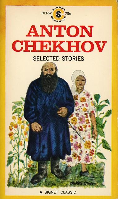 Signet Books CT462 - Anton Chekhov - Selected Stories