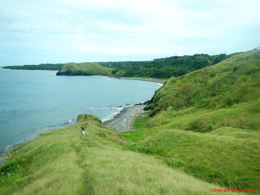Secret green hills