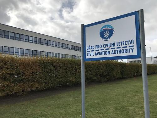 Civil Aviation Authority of the Czech Republic | by ksxio