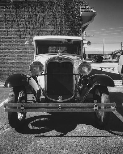 mobilephotography iphone6s ford modelt automobile car blackandwhite bw jenniffertaylor ladycardinalphotography