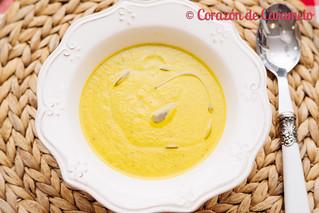 Crema de verduras | by Corazón de Caramelo