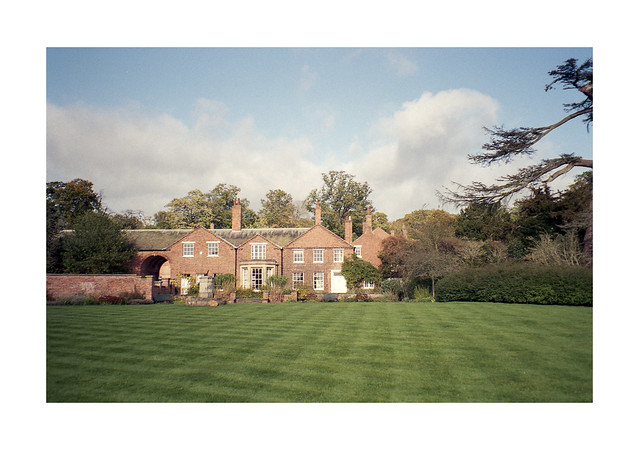 FILM - In an English country garden