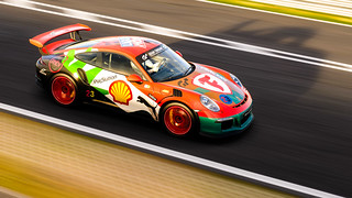Porsche 911 GT3 RS Custom Livery | by mazda787