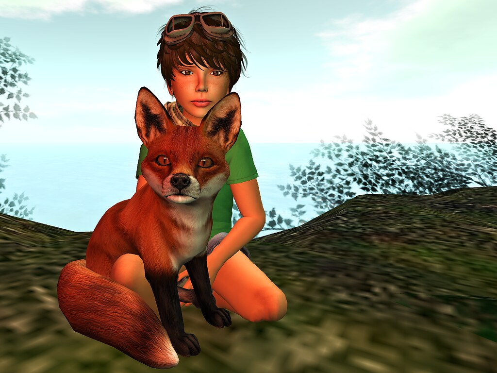 The Little Prince Fox To You I Am Nothing More Than A Fo Flickr