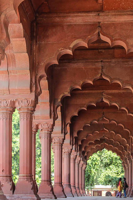 Pattern of arches