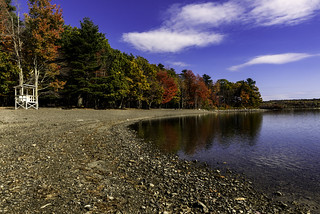 Swan Lake State Park, Maine | by phildumond
