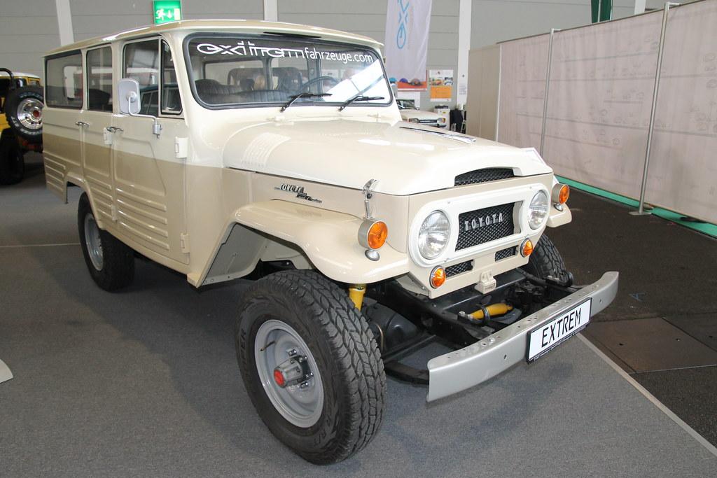 Toyota Land Cruiser FJ45 LV (1963)   Steff   Flickr