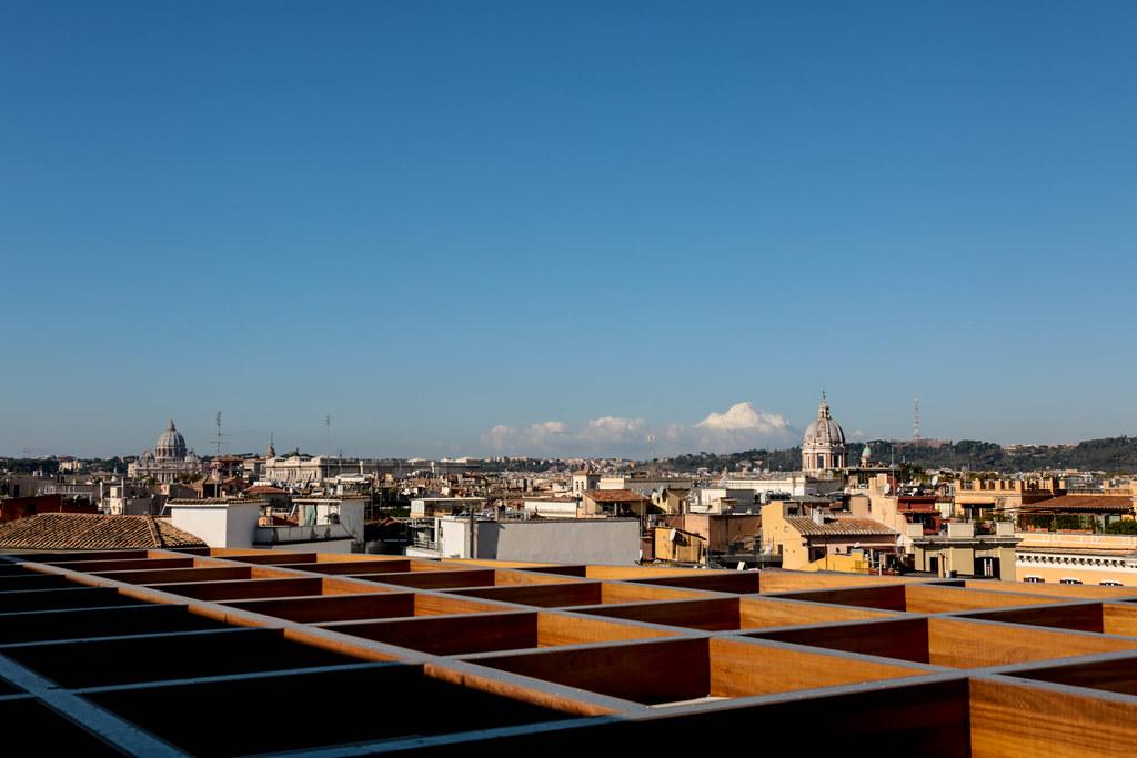 La Nuova Rinascente Panorama Dalla Terrazza 1 Giorgio