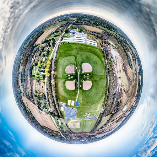 waukeshacounty usa genesee littleplanet panorama tinyplanet 2017 dji mavic drone wisconsin 360panorama aerialphotography october unitedstates djimavicpro mavicpro aerial waukesha us