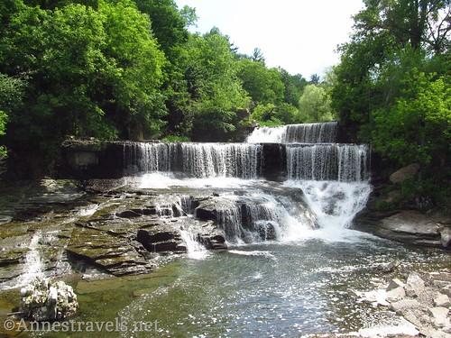 Seneca Mills Falls, New York
