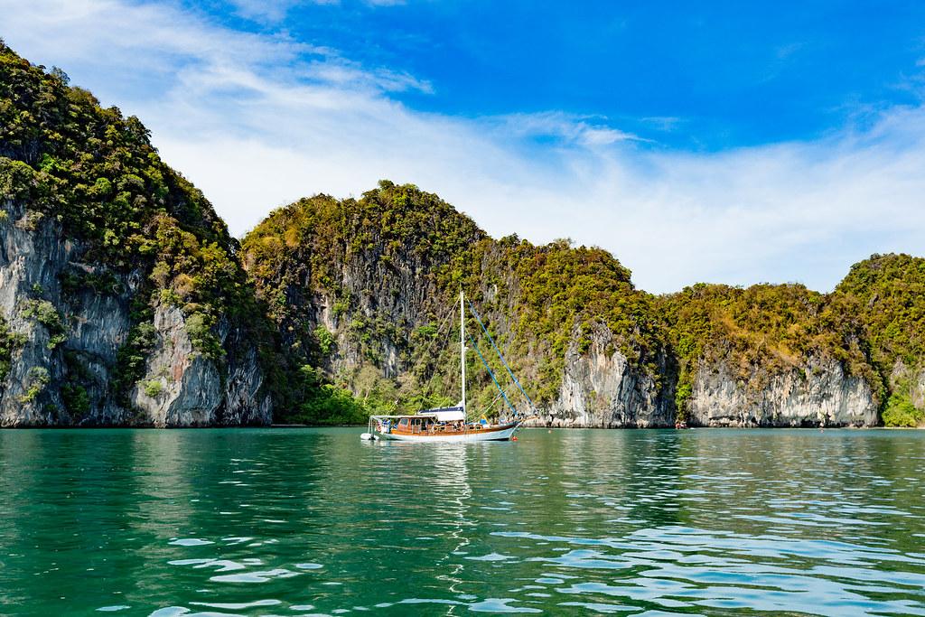 Hong island at Phang Nga bay, Thailand | 5.000 my photos in … | Flickr