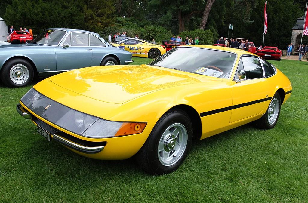 Ferrari 365 Gtb  4  U0026 39 Daytona U0026 39  1969