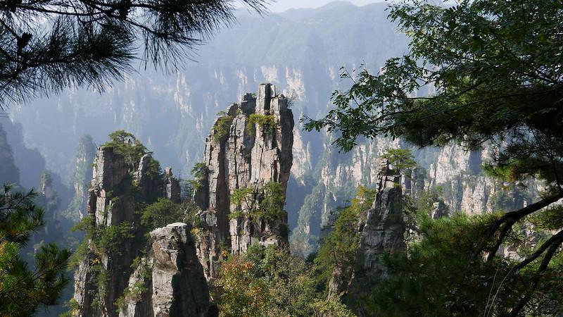Tianzi Mountain, Zhangjiajie National Forest Park
