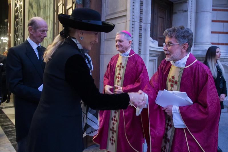 Memorial Mass for HE Cardinal Cormac Murphy-O'Connor, RIP