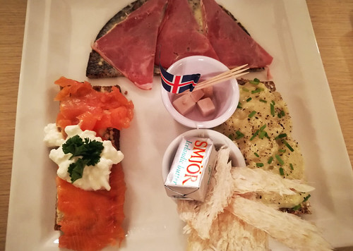 fermented-shark-traditional-icelandic-dinner | by quirkytravelguy