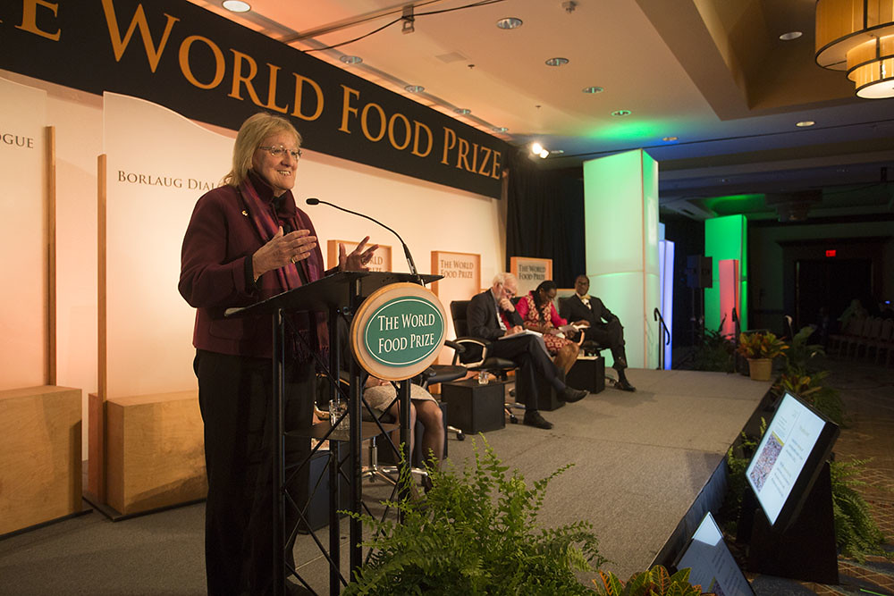 World Food Prize 2017