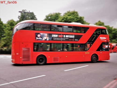 Bus LT727 London | by WT_fan06