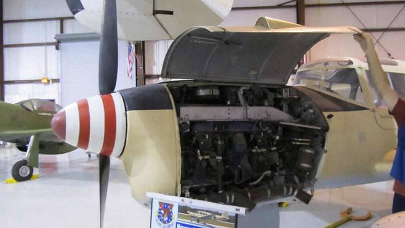 Messerschmitt Me-208 2