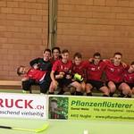 Teamfotos Junioren B 2017/18