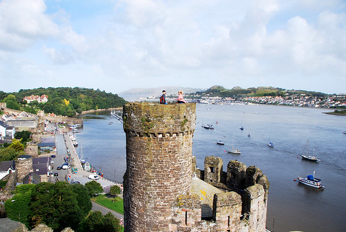 cadw conwy castles conwycastle northwales wales medieval