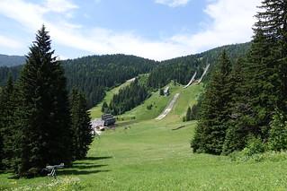 Sarajevo Winter Olympics ski jump