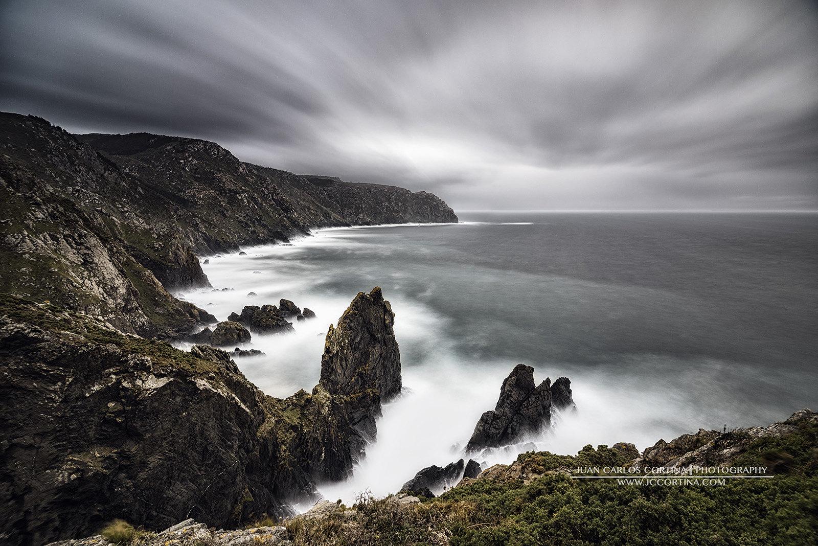 Tempestad en Cabo Ortegal