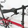 351-TERB-LIN-1805 Tern 2018 Link A7-鋁合金折疊車20吋7速Shimano Tourney變速406輪組紅底紅標