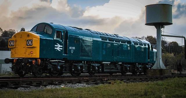 Class 40 diesel 40135