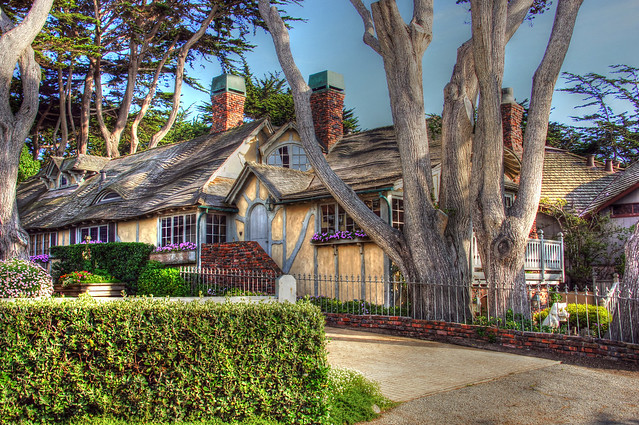 Fairyland Residence-Carmal by the Bay-California 00521