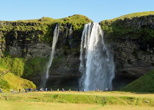 seljalandsfoss-waterfall | by quirkytravelguy